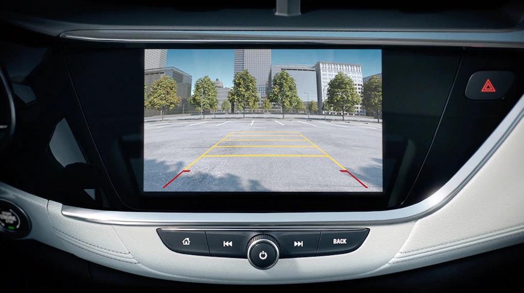 2020 Buick Encore GX Available HD Rear Vision Camera