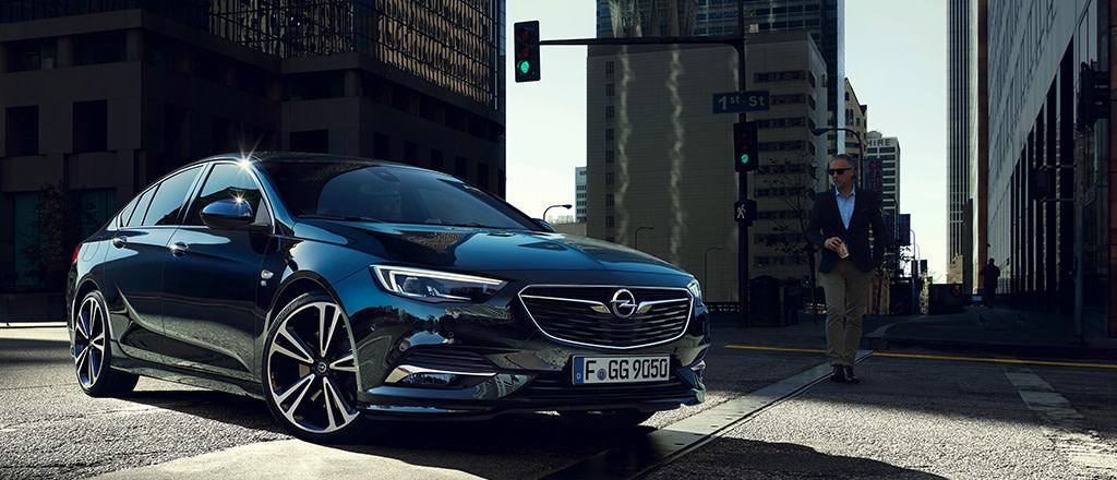 Opel Insignia actie