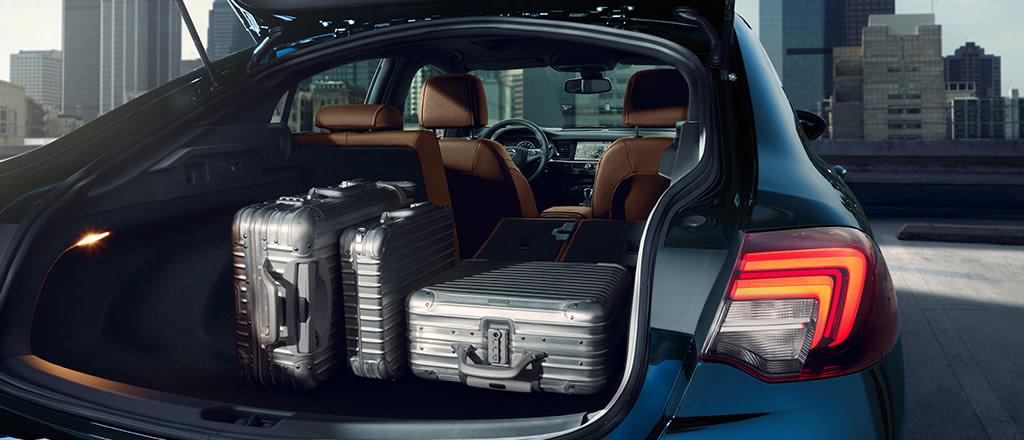 Opel Insignia achterkant