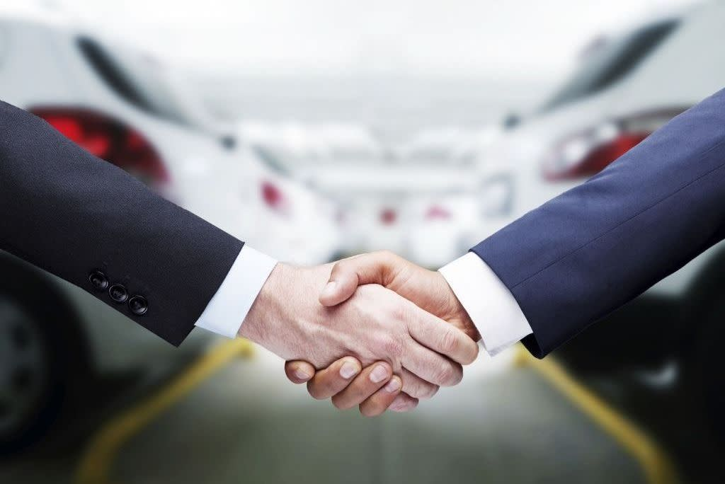 Get a Competitive Offer at Pohanka Lexus!