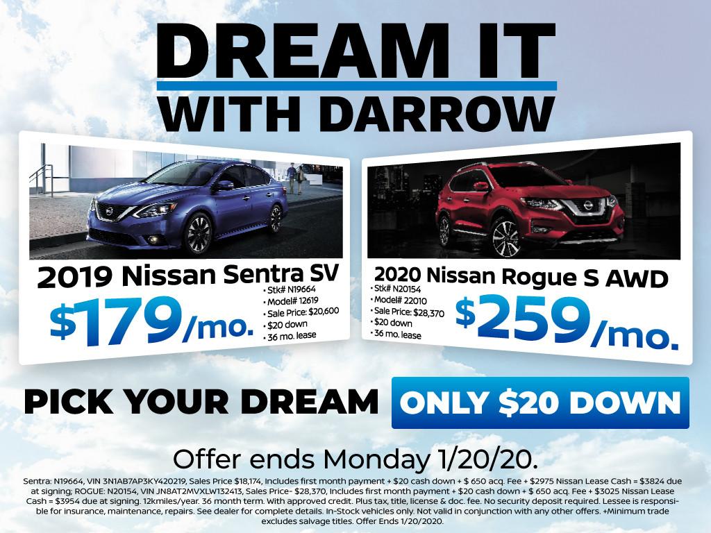 Dream It With Darrow