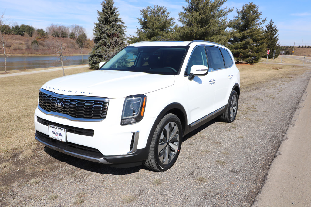 Review Of The 2021 Kia Telluride For Sale In Massillon Oh At Waikem Kia