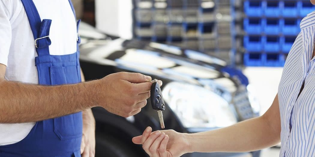 DeLong Ford Service and Towing