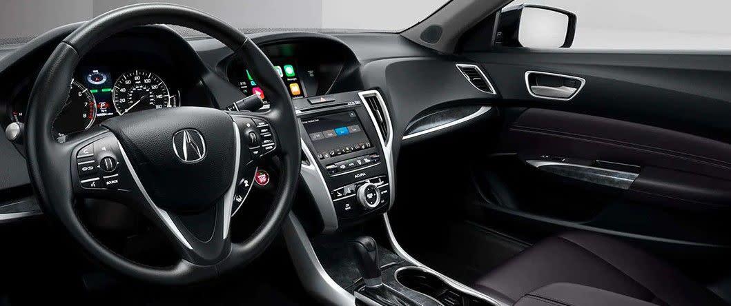 2020 Acura TLX Cockpit