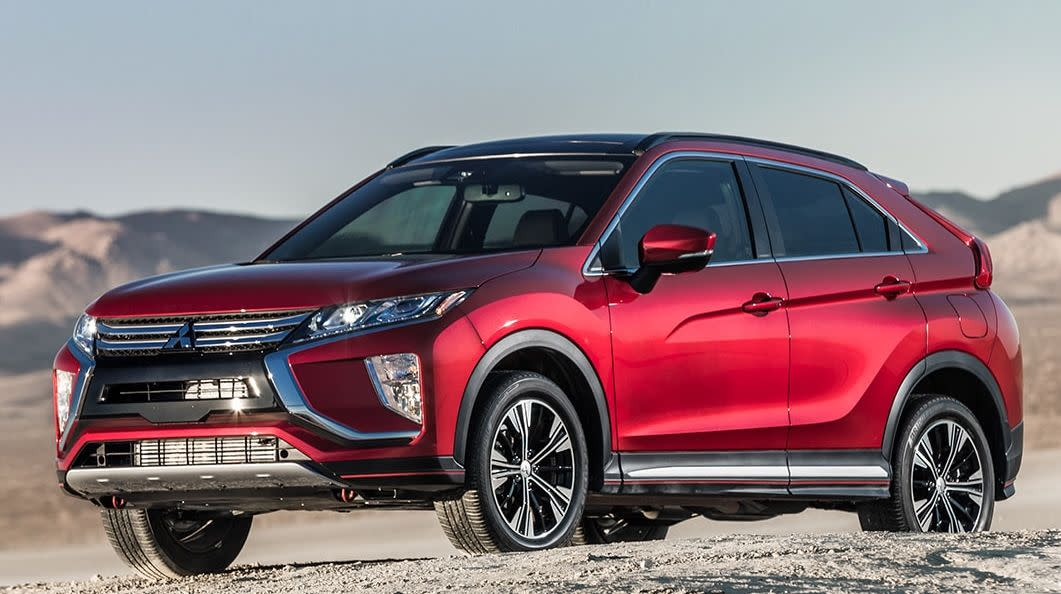 2019 Honda Cr V Vs 2019 Mitsubishi Eclipse Cross In Dover De