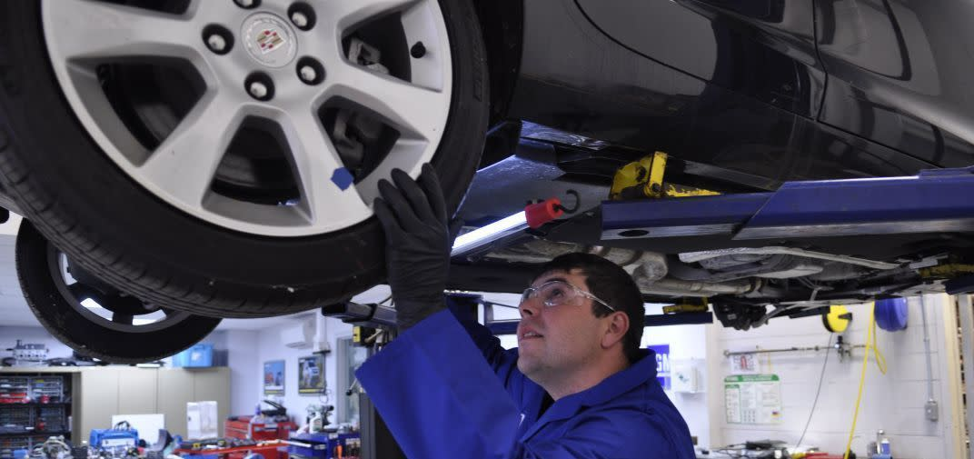 Let Our Technicians Get Your Car in Tip-Top Shape!