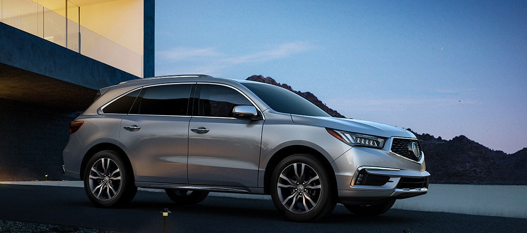 2020 Acura MDX Lease near Schererville, IN