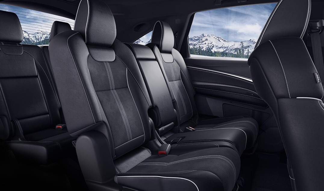Secure Cabin of the 2020 Acura MDX