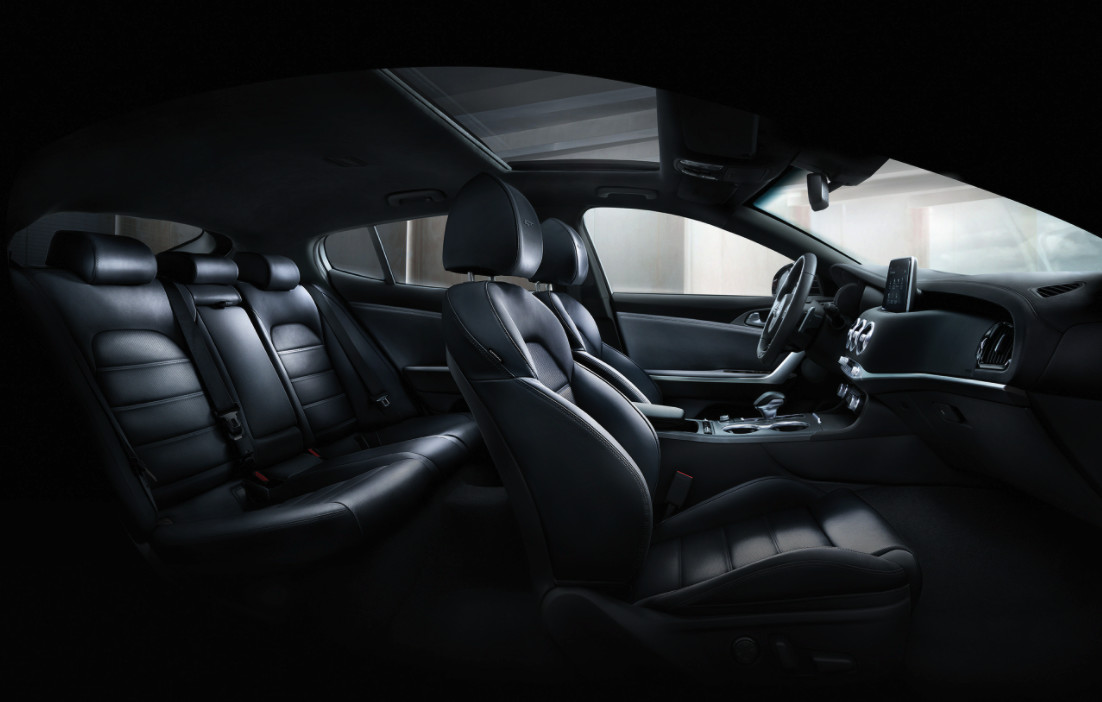 Enjoy Every Drive in the 2020 Kia Stinger in Full Comfort!