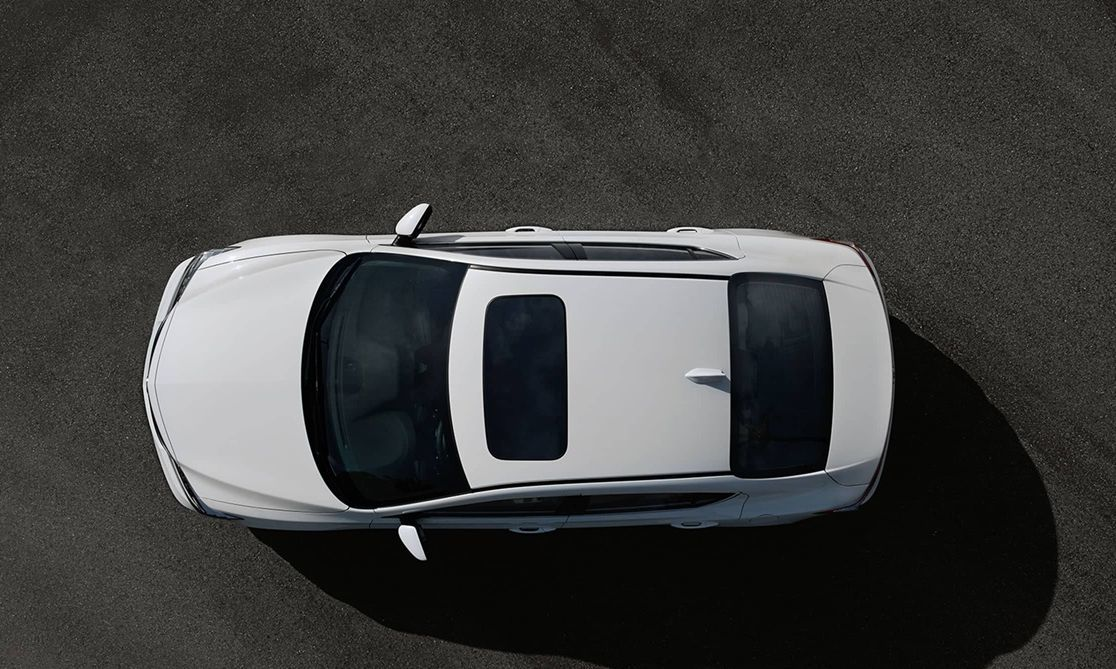 Acura ILX with Power Sunroof