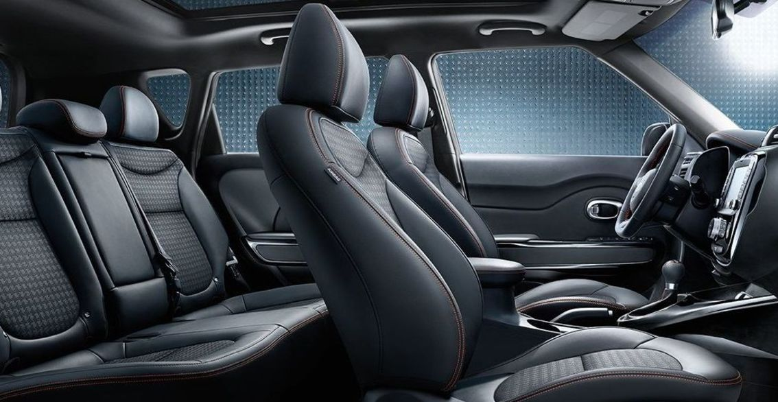 Relax in the Spacious Interior!