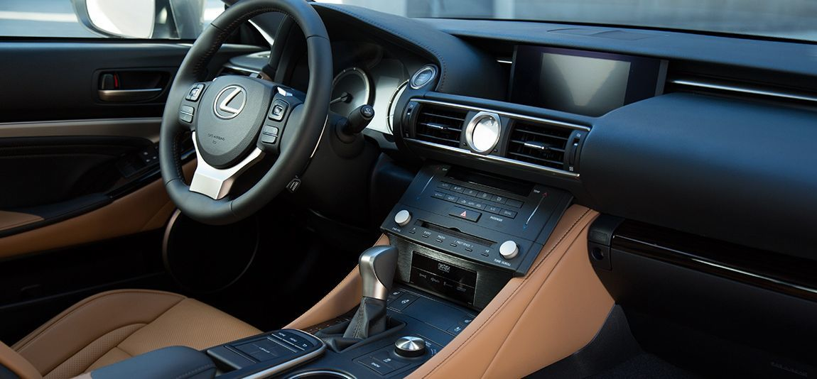 Test Drive A Luxurious Lexus Model!