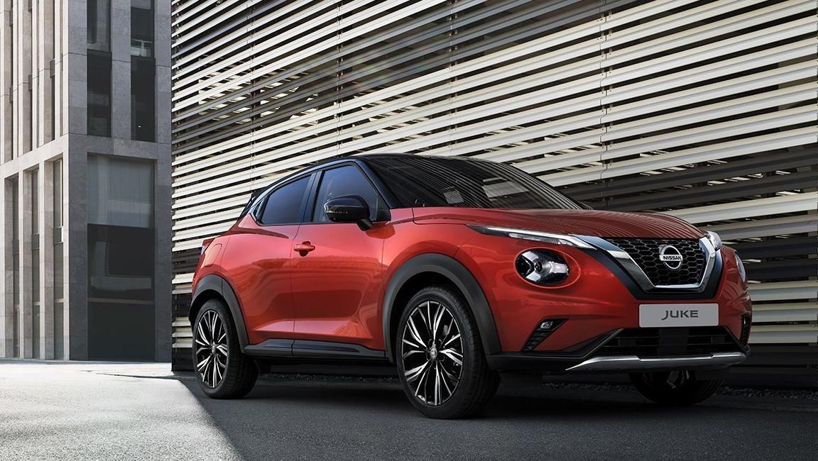 De Nieuwe Nissan Juke 2020 Aben En Van De Schelde