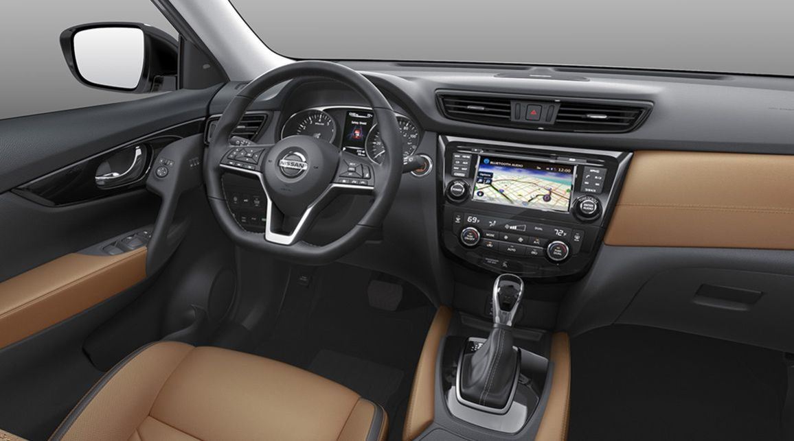 ... St. Charles, IL. 2017 Nissan Rogue Interior Features
