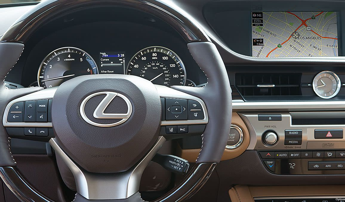 Test Drive a Lexus Today!