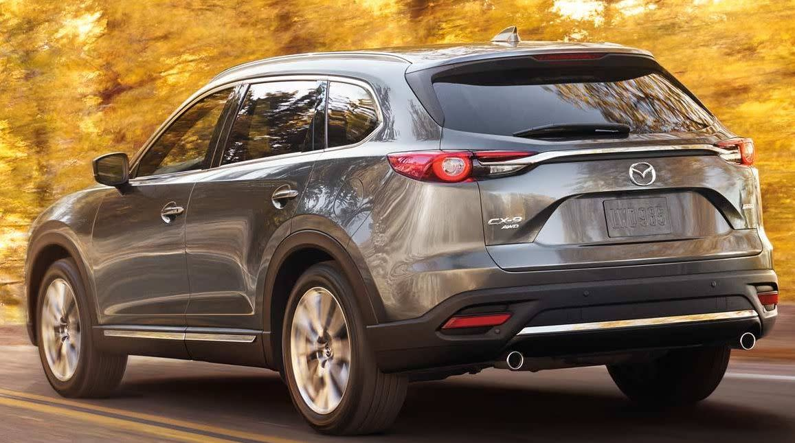 2018 Mazda CX-9 for Sale in Gaithersburg, MD - Gaithersburg Mazda