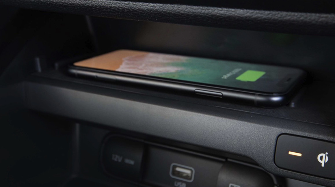 Charge Your Phone Quickly in the 2020 Kia Soul