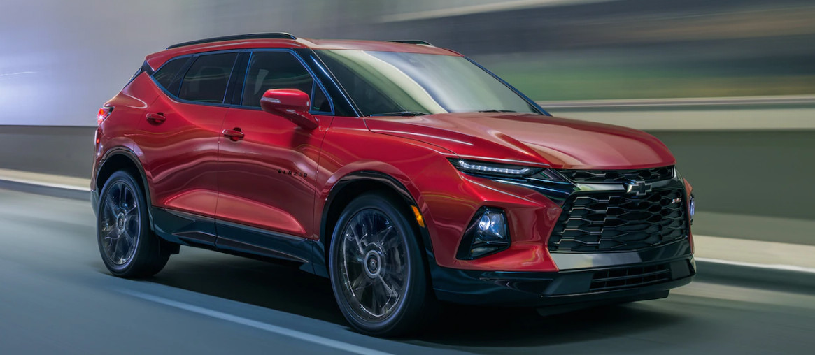 2020 Chevrolet Blazer For Sale Near Denton Tx