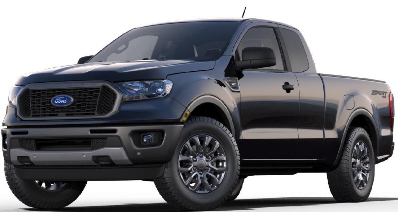 2019 Ford Ranger Head to Head comparison Joe Cotton Ford Carol Stream