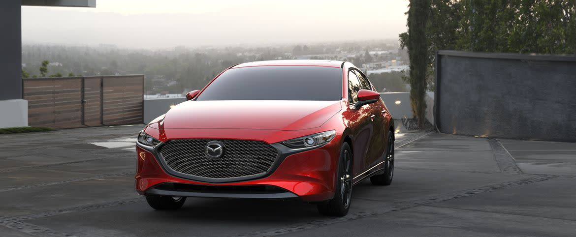 2019 Mazda3 Hatchback for Sale in Orange, CA