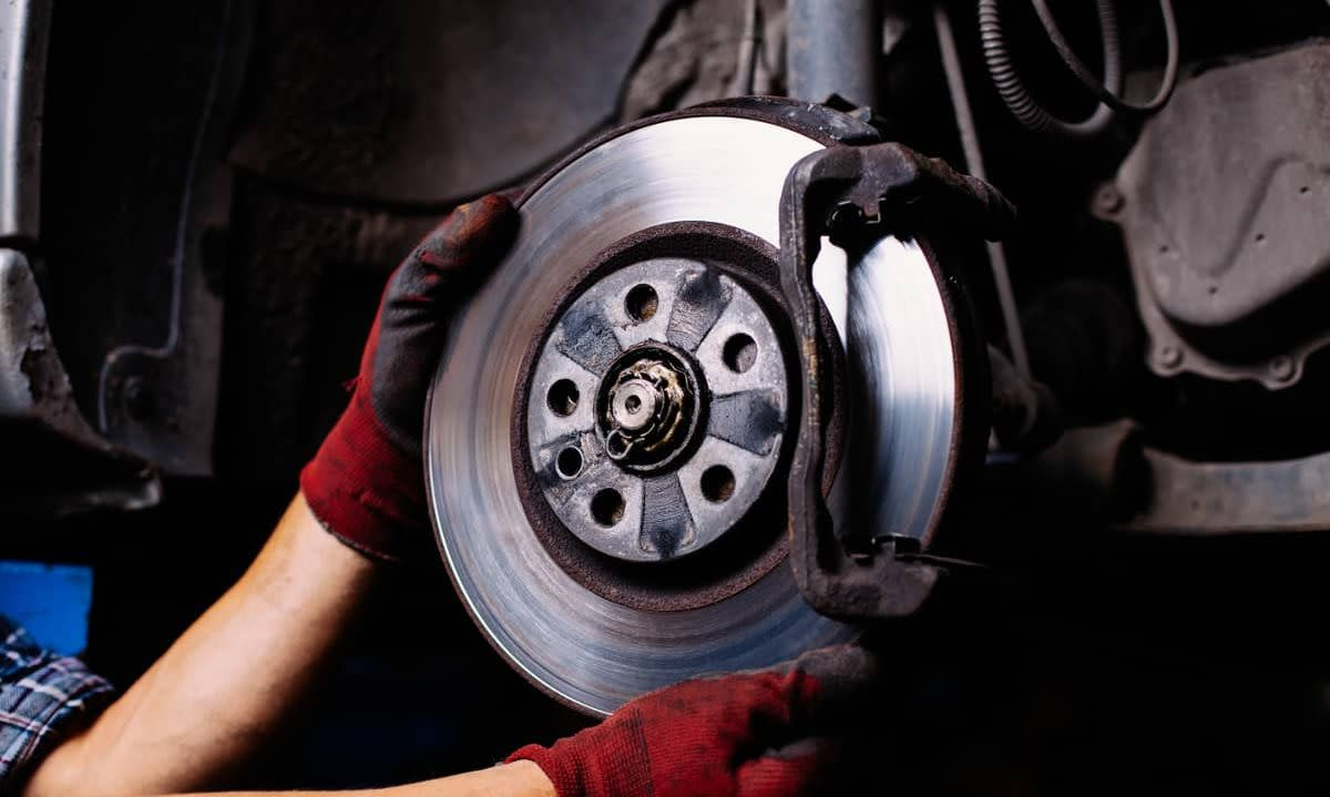 Brake Service in Oklahoma City, OK