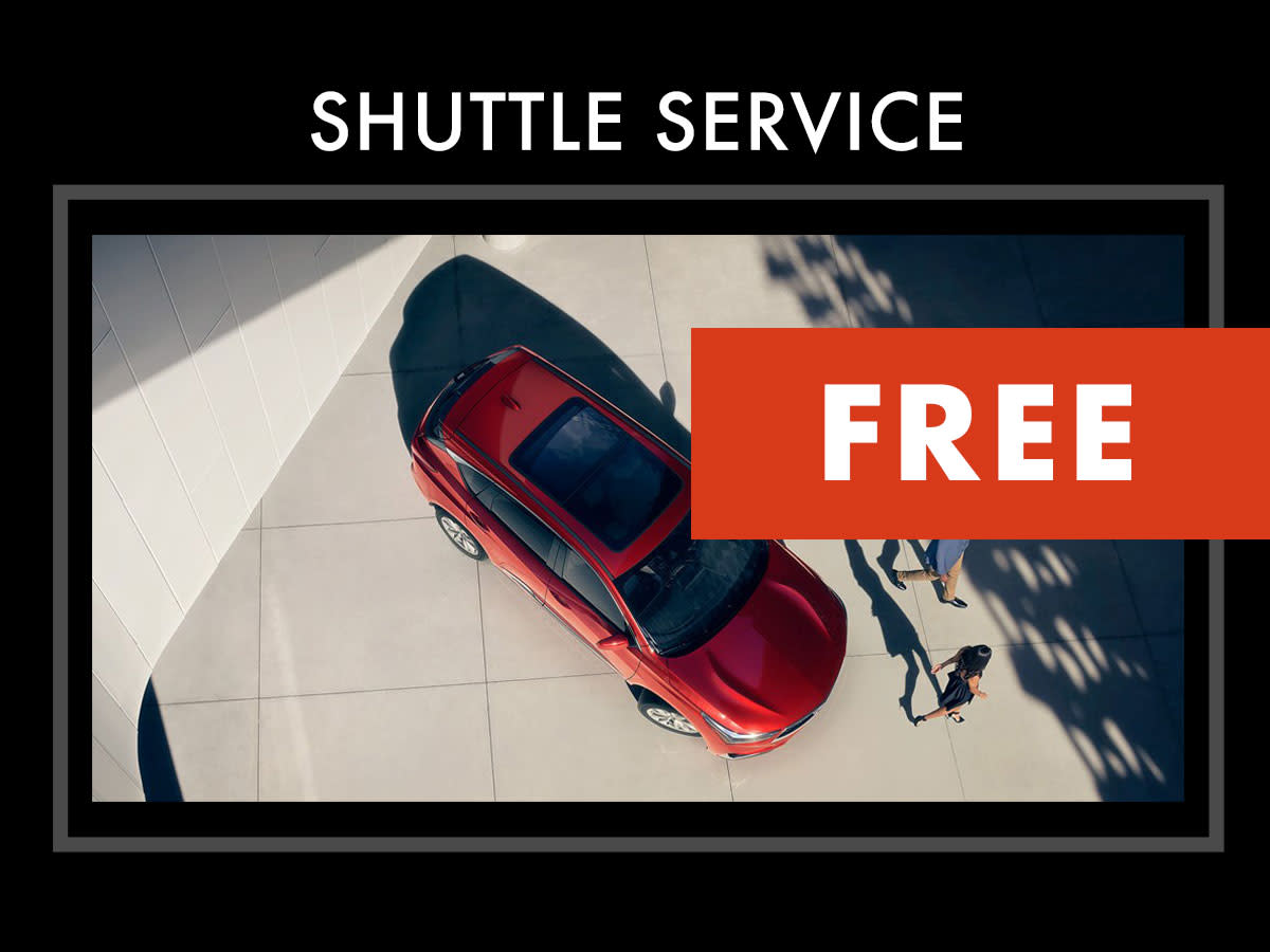 Acura Shuttle Service Coupon