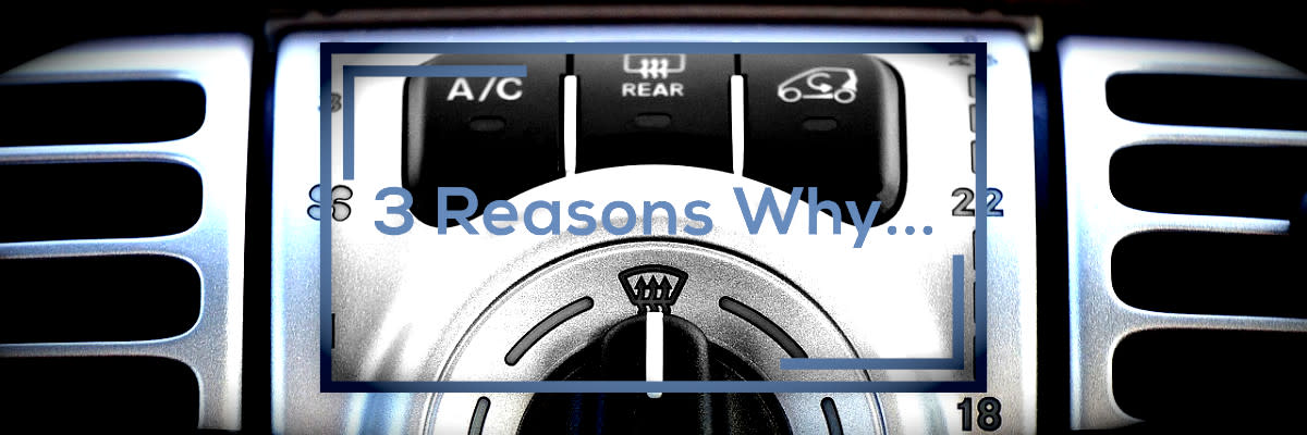 Mazda CX-5 - Keep Your Cool - 3 Reasons Why Your AC may not