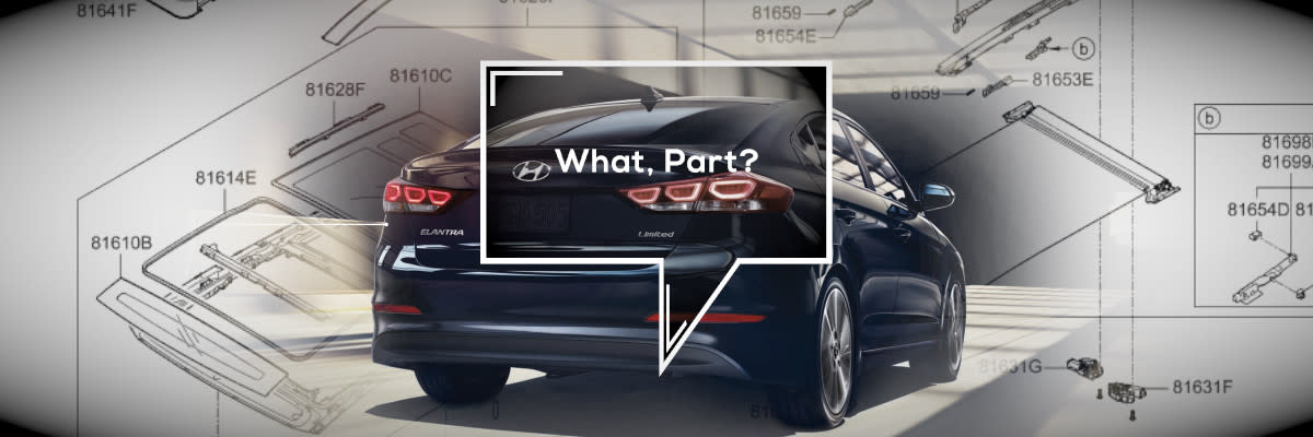 Do You Ever Wonder What The Parts In Your Hyundai Elantra Do? What Is Their  Function? How Do They Make Up The Whole Of Your Vehicle?