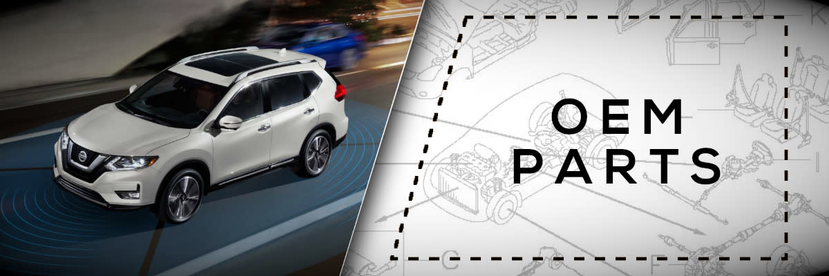 Nissan Oem Parts >> Why Use Nissan Oem Parts For Your Rogue