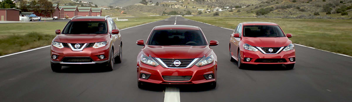 Thomas Nissan is a new & used Nissan dealership serving Joliet, IL and the surrounding community