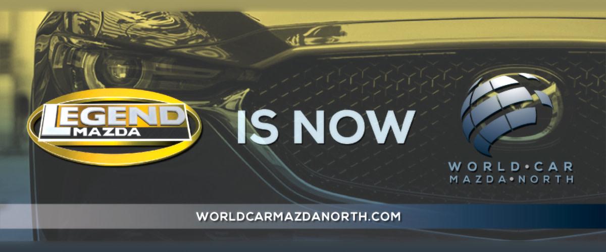 Legend Mazda San Antonio