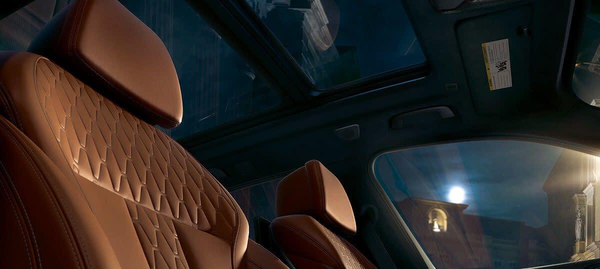 2019 BMW X5 Seating
