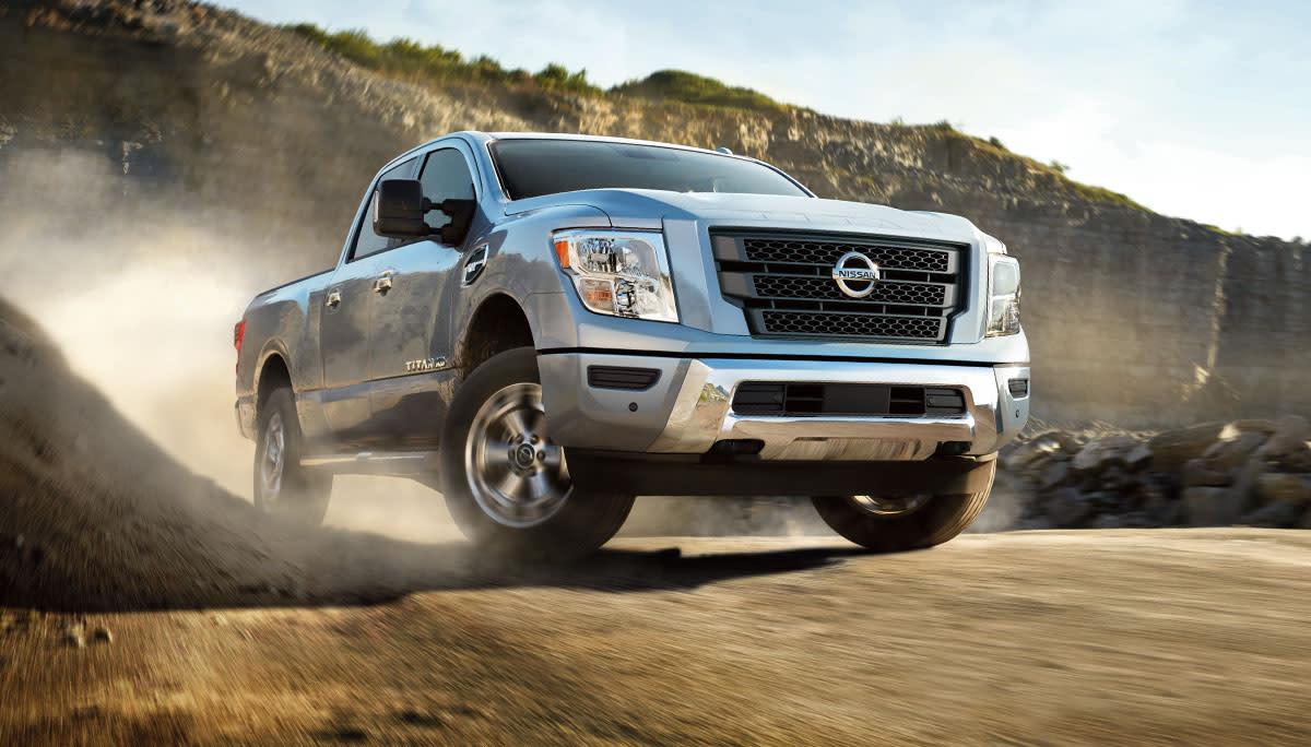 2020 Nissan Titan Truck Discounts