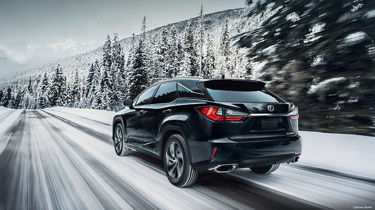 Which Lexus Vehicles Have AWD?