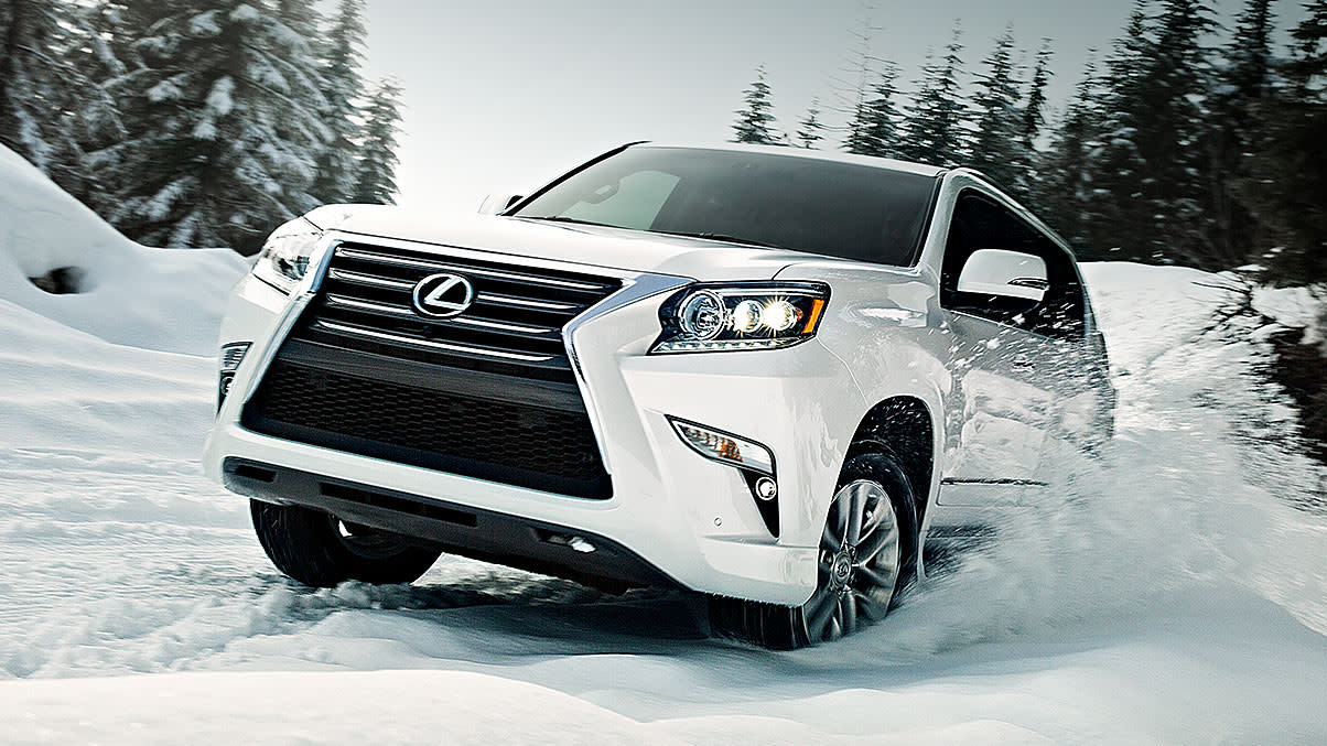Come Test Drive a Lexus!