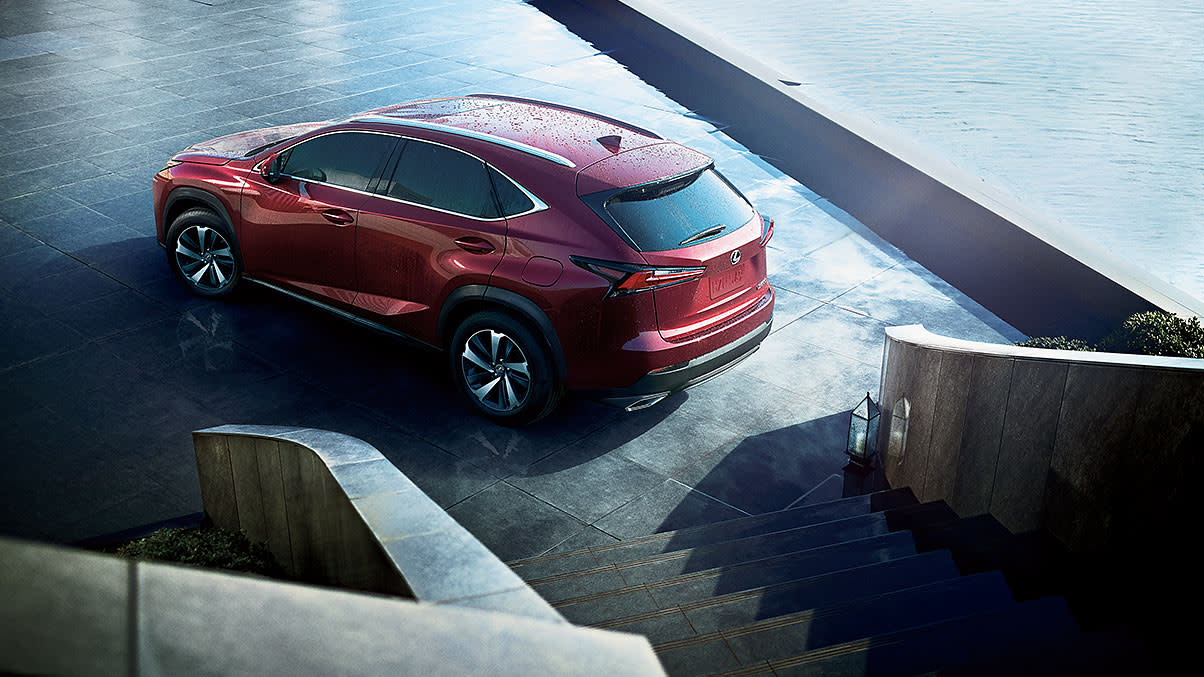 2020 Lexus NX 300 Lease in Chicago, IL