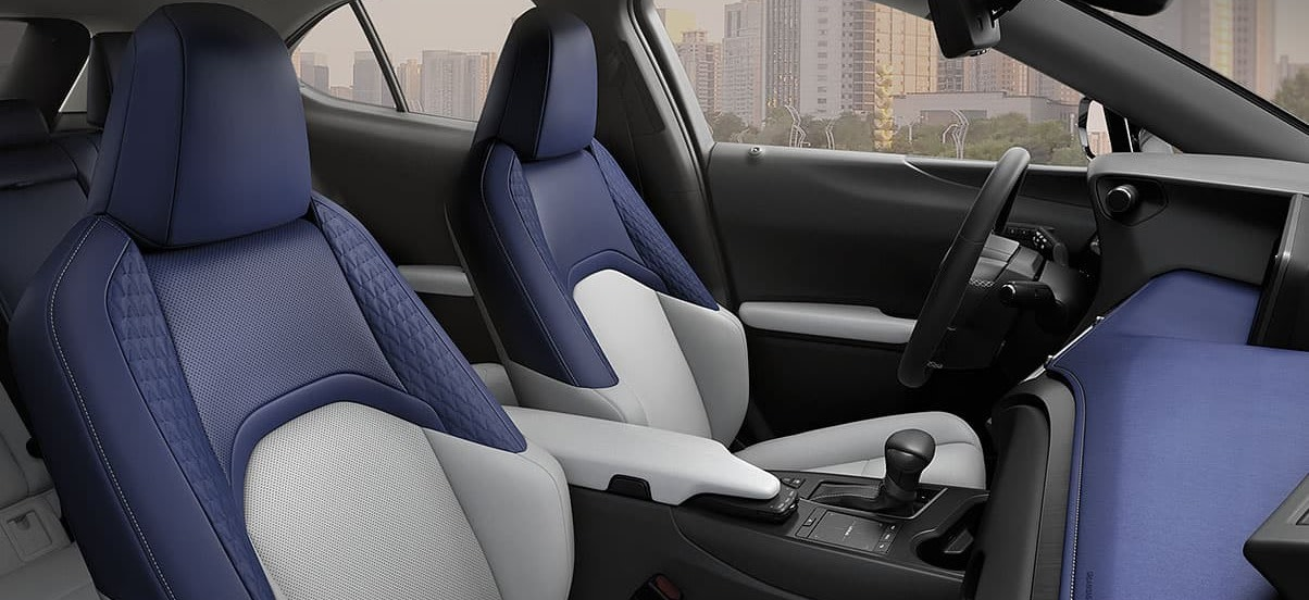Unique Upholstery in the 2020 UX 250h
