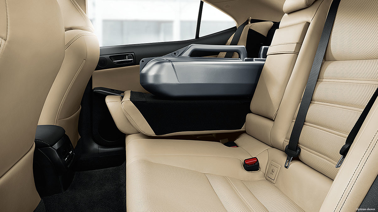 This Compact Luxury Sedan Has Plenty of Legroom for Passengers!