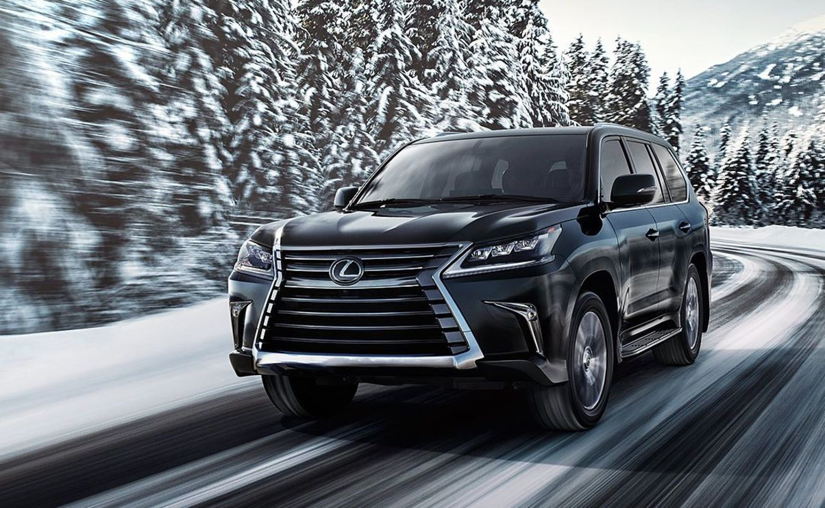 2017 lx 570 towing capacity