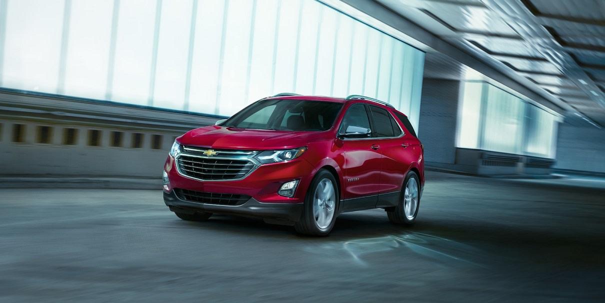 2019 Chevrolet Equinox Leasing in Jackson, MI