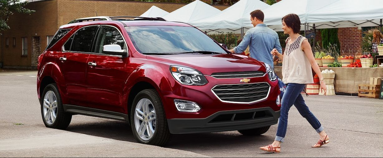 2017 Chevrolet Equinox Awards in Chantilly, VA