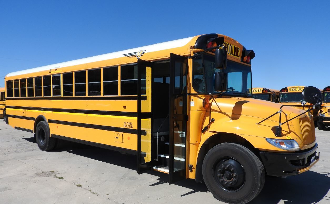 School Buses For Sale In Missouri Mo Midwest Transit