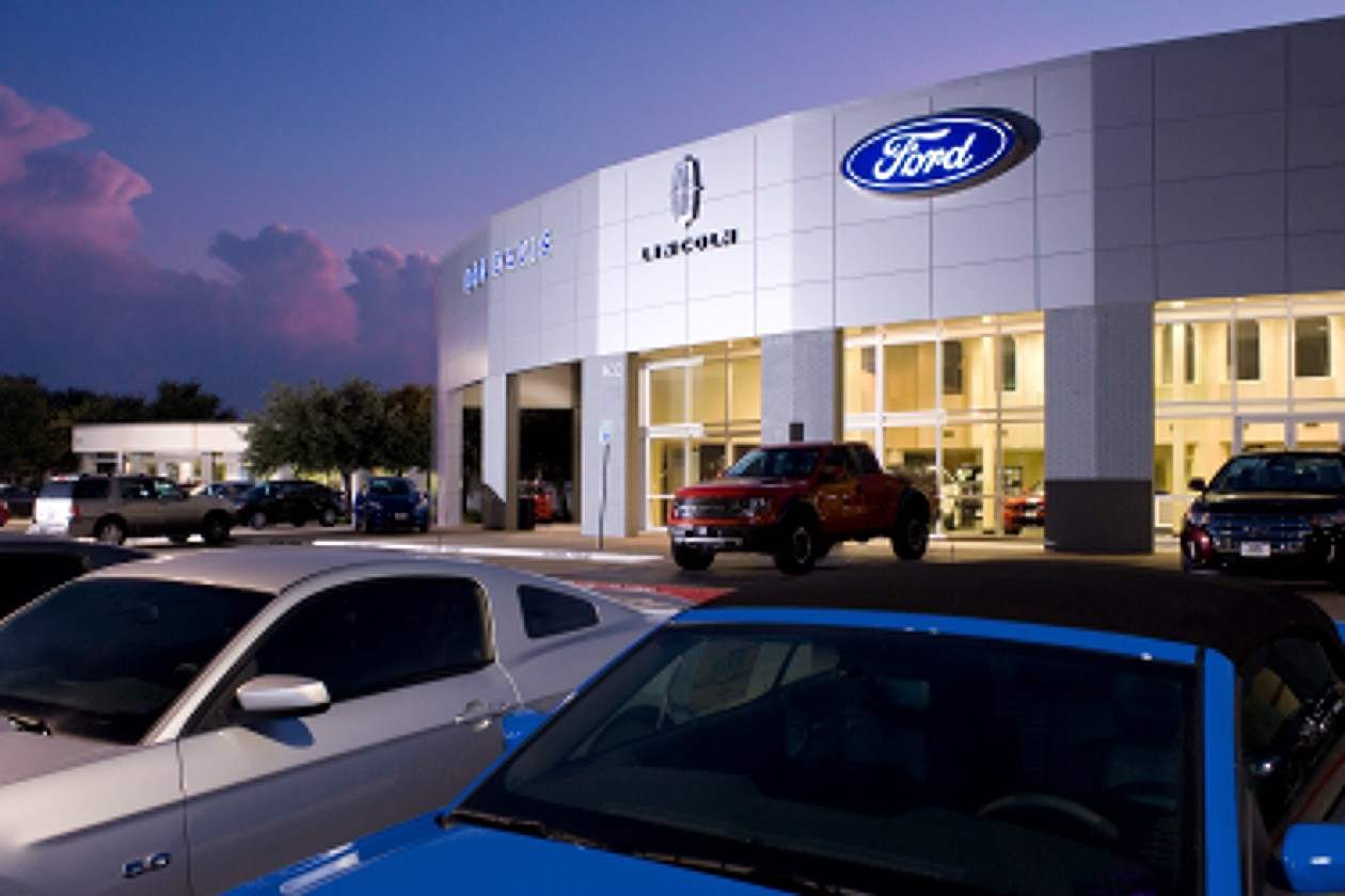 Ford Dealership Arlington Tx >> About Us Don Davis Ford