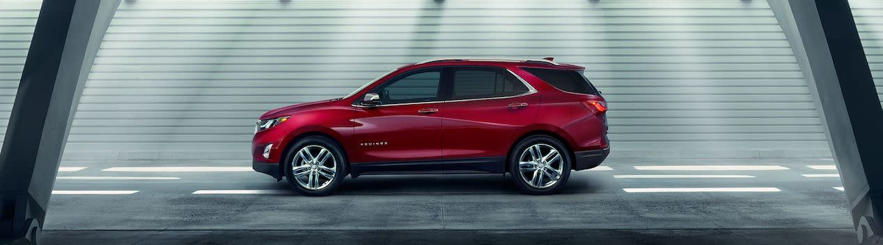 2018 Chevrolet Equinox Leasing near Manassas, VA