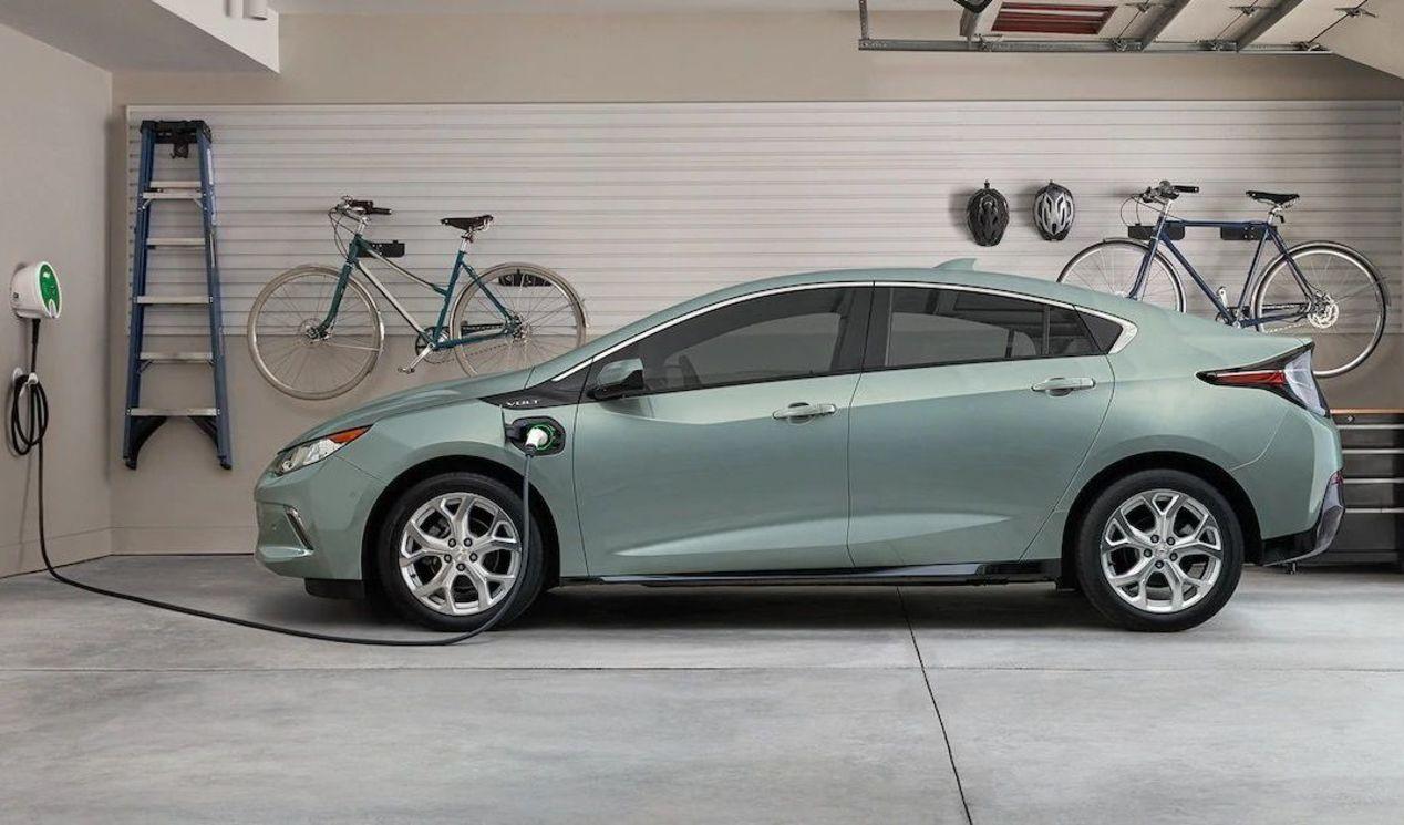 El Chevrolet Volt