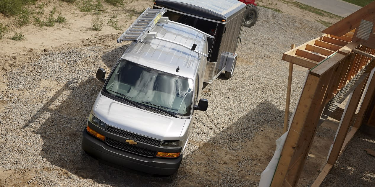 2019 Chevrolet Express 3500 Vs Ford Connect 350 Comparison