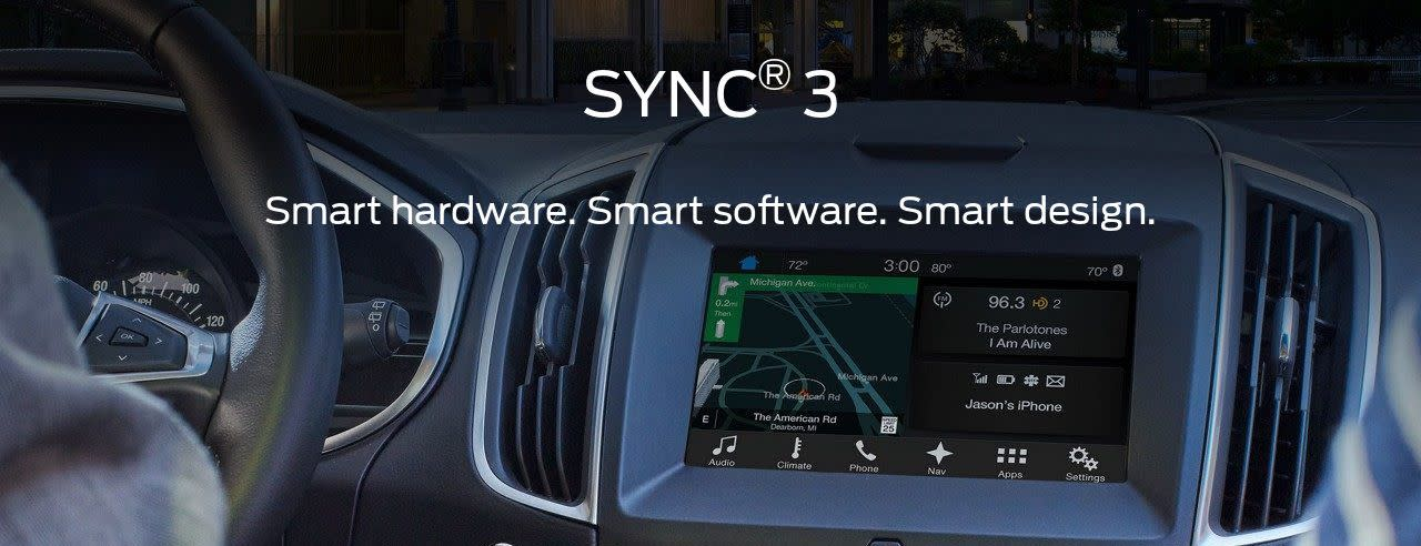 How Do I Use Ford Sync 3 Technology?