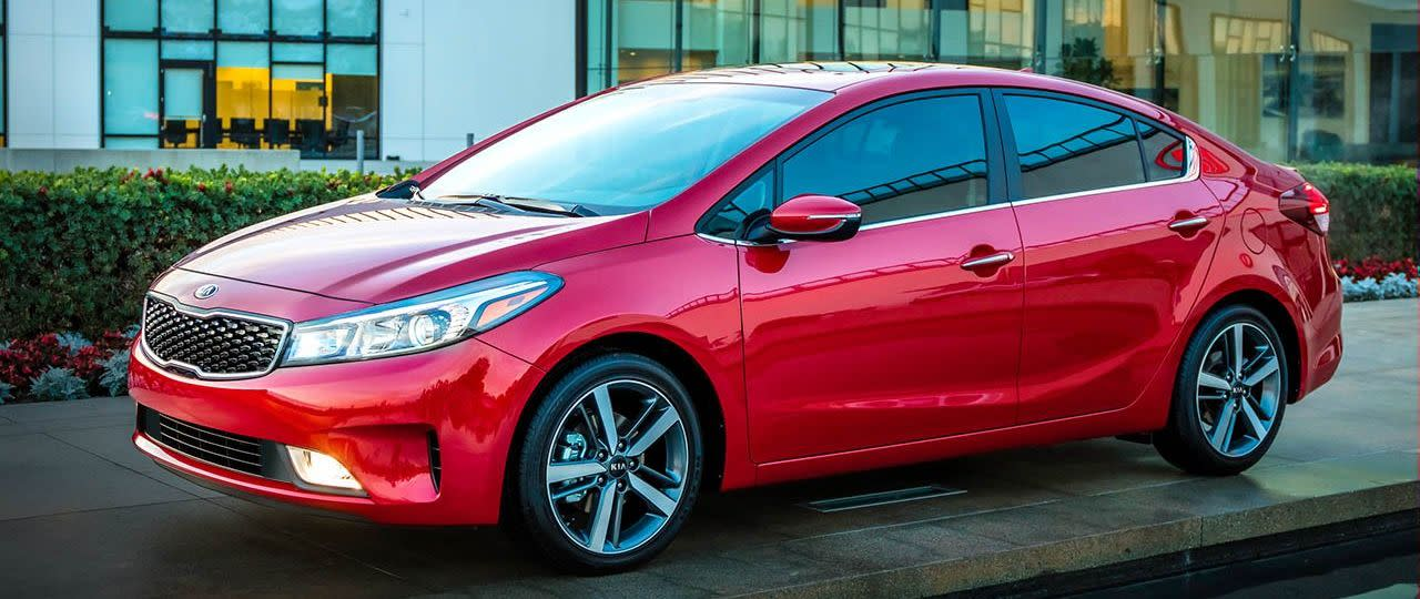 2018 Kia Forte Leasing in Honolulu, HI