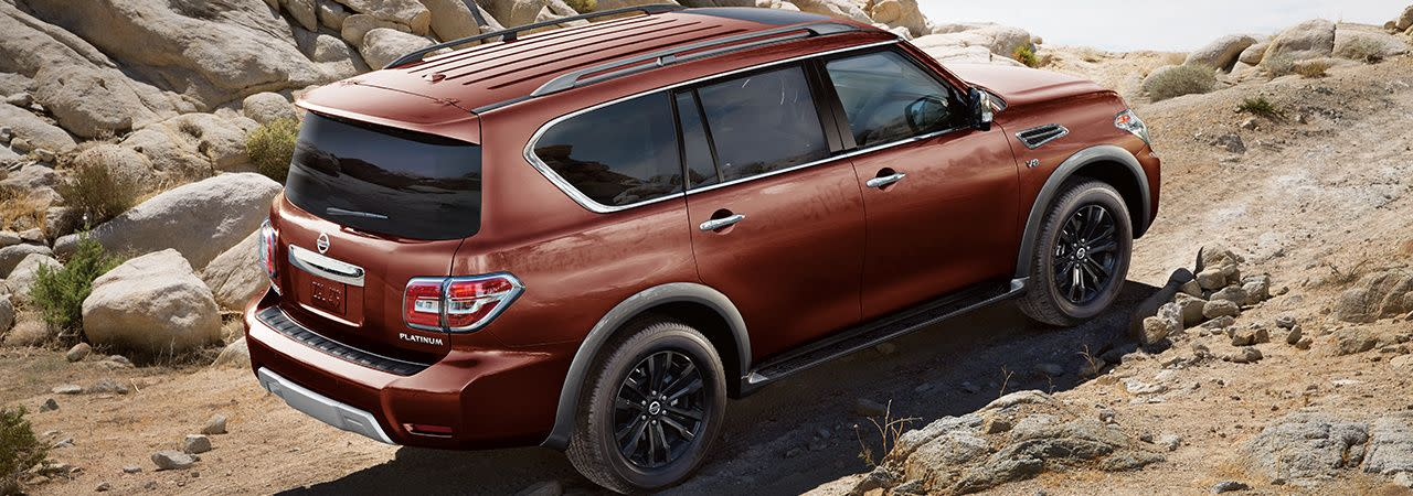 2018 Nissan Armada For Sale Near Chicago Heights, IL