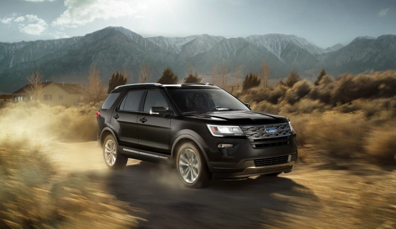 2018 Ford Explorer Financing in Gurnee, IL